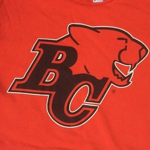 Football BC lions T-shirt